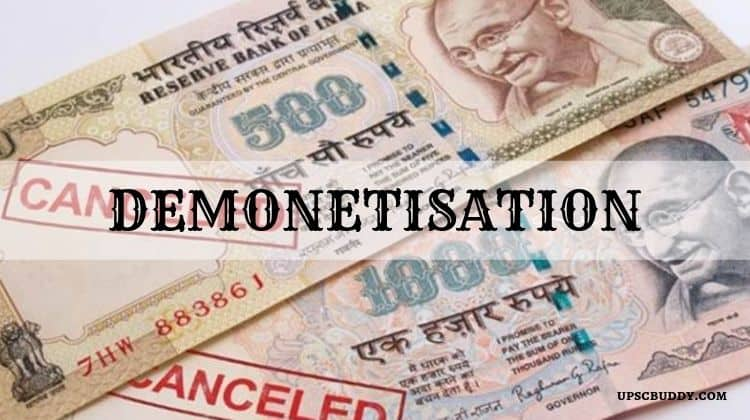 India Demonetisation- Is it Helpful?