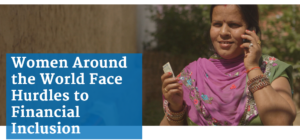 Upgrade the Existing Financial Inclusion on women