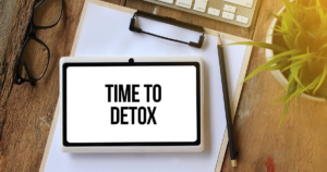 Detox creative ways to save money